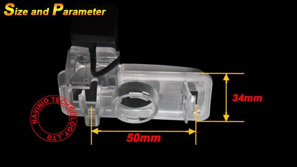 Greatek Car Rear View Backup Camera,Waterproof Night Vision HD CCD 170 degree Viewing Field Car Reverse Camera for Impreza WRX STi Sedan Wagon Forester Legacy Exiga BRZ ZC6