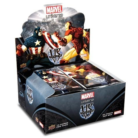 marvel trading card game booster pack - 2