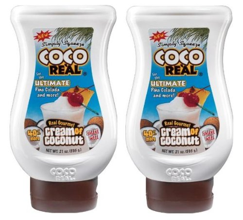 - Coco Real Cream Of Coconut, 2 Pack