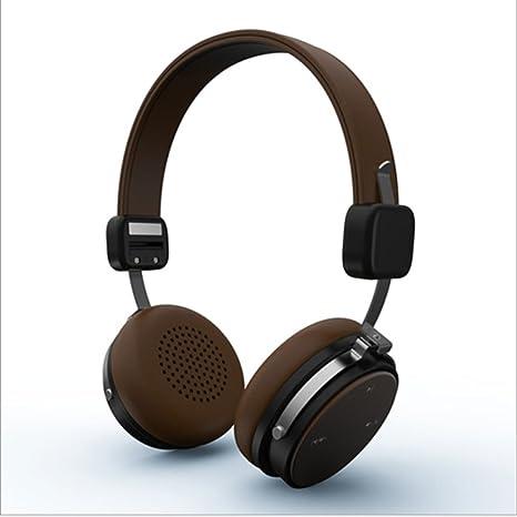 TD Cuffie auricolari, cuffie Bluetooth pieghevole, stereo
