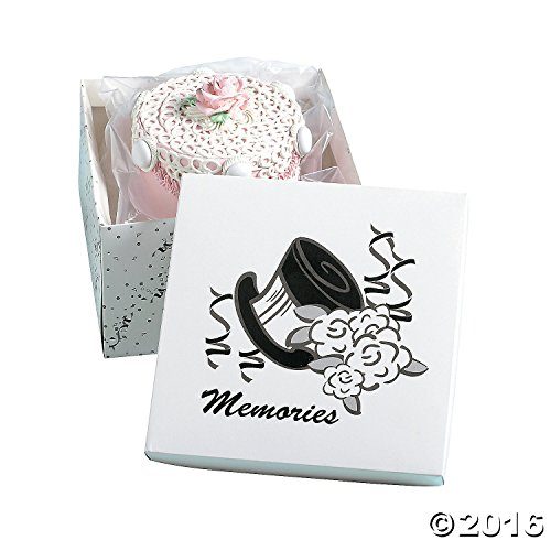 Wedding Cake Saver Box (Well Done Flower Bouquet)