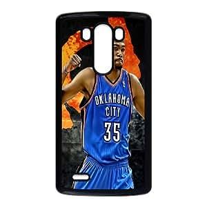 LG G3 Phone Case Kevin Durant Oklahoma City Thunder JX93358