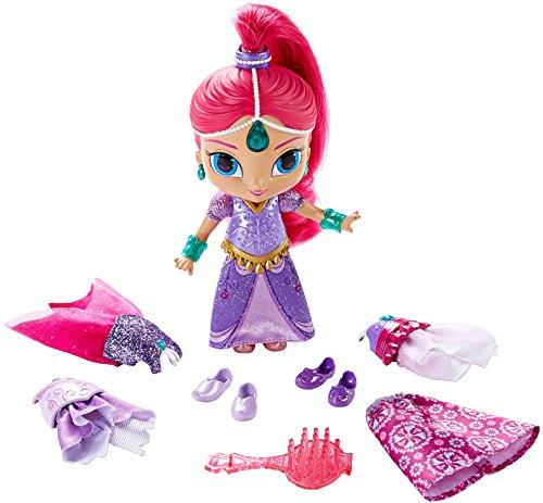 Fisher-Price Nickelodeon Shimmer & Shine, Magic Dress (Magic Dress Up)