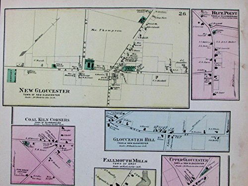 1871 Old Map - 6
