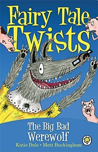 book cover of The Big Bad Werewolf