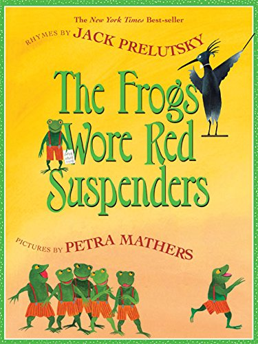 The Frogs Wore Red Suspenders (Suspenders Buzz)