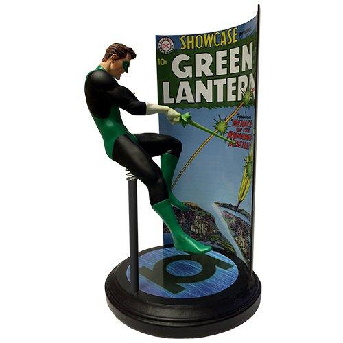Factory Entertainment DC Comics Green Lantern Premium Motion Statue - Green Lantern Statue