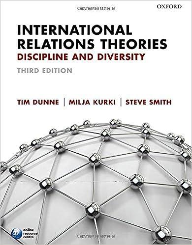 International Relations Theories: Tim Dunne, Milja Kurki