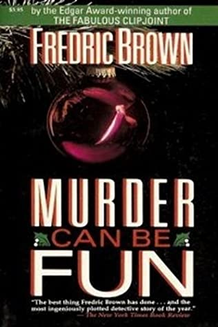 book cover of Murder Can Be Fun