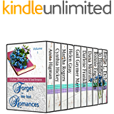 Forget Me Not Romances #1: 10 Authors comprising, Christian contemporary romance, romantic suspense, and cozy mystery (Forget Me Not Romances Collection)