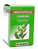 Arkocapsulas Camilina 200 Cápsulas Arkocaps Green Tea 300mg Slender Product