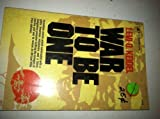 War to Be One, Levi O. Keidel, 0310353718