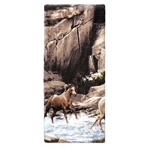 Creative Bath Products Horse Canyon Hand Towel