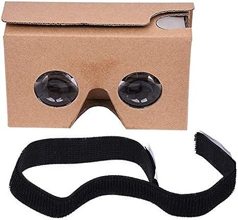 DYHM Gafas VR For Gafas 3D VR Fit 6Inch Smartphone Diadema Gafas ...