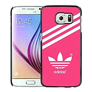 Fahionable Custom Designed Samsung Galaxy S6 Cover Case With Adidas 21 Black Phone Case