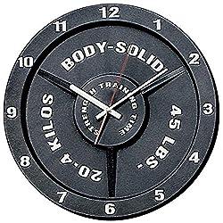 Body-Solid STT45 Strength Training Time Clock,Black (Renewed)