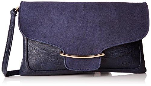 Clutch Blau Pochettes Bleu Paladino Dunkel Bulaggi 5Pq6T6
