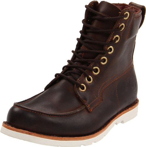 Timberland Ek Ruglt Wp Mtb Dk B Dark Brown - Botas para hombre Marrón (Burnished Dark Brown Smooth)