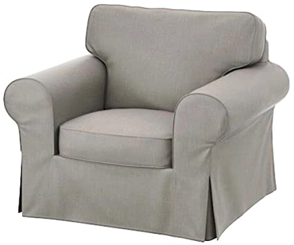 Custom Slipcover Replacement La densa algodón Ektorp sillón ...
