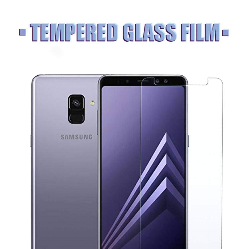 GHMDM Película templada 2pcsVidrio Templado para Samsung Galaxy ...