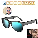 Bone Conduction Stereo Bluetooth Headphones Myopia Sunglasses Waterproof - Best Reviews Guide