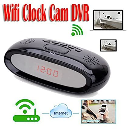EPTEK@ 16 GB TF tarjeta + HD 1080P H.264 Wifi Mini espía reloj