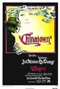 Chinatown Poster 27x40 Roman Polanski Jack Nicholson Faye Dunaway