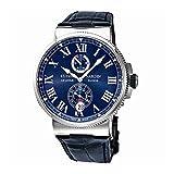 Ulysse Nardin Marine Chronometer Automatic Mens Watch 1183-122/43