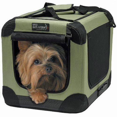 Noz2noz 661 N2 sof-krate Indoor Outdoor Pet Home, 21-Inch, for Pets Up to 15 Pounds (661) by noz2noz
