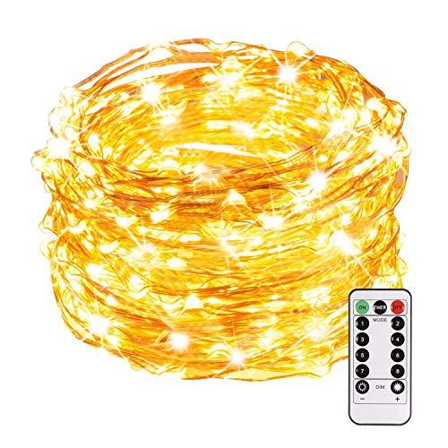 100 Led Christmas Light String in US - 7
