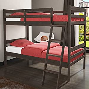 Donco Econo Ranch Twin over Twin Bunk Bed