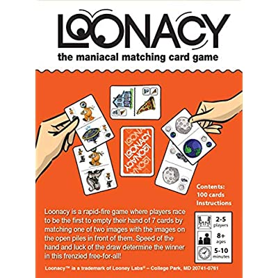 Loonacy: Toys & Games