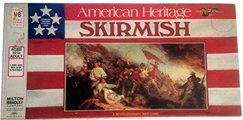 American Heritage Skirmish Revolutionary Game product image