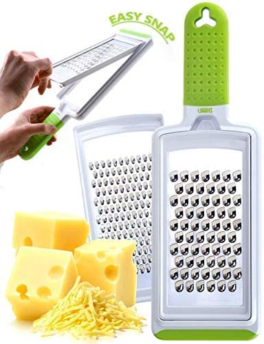 Coarse Stainless Steel Handheld Grater product image