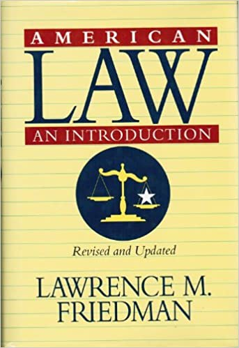 An Introduction American Law