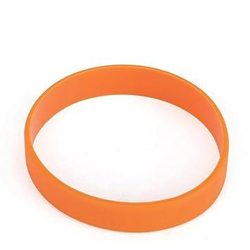 (Prix / pièce) bracelets en silicone blanc, bracelets silicone