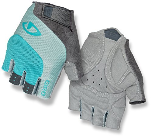 Giro Tessa Gel Glove - Women's Grey/Glacier/Mint, S by Giro