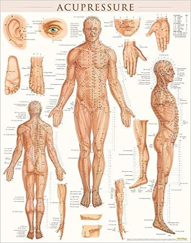 Acupressure-Laminated: 9781423222651: Medicine & Health