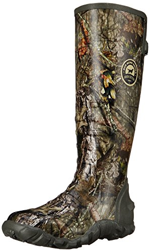 Irish Setter Men's Rutmaster 2.0 Lite 17' Rubber Hunting Boot, Mossy Oak Break Up Country, 8 E US
