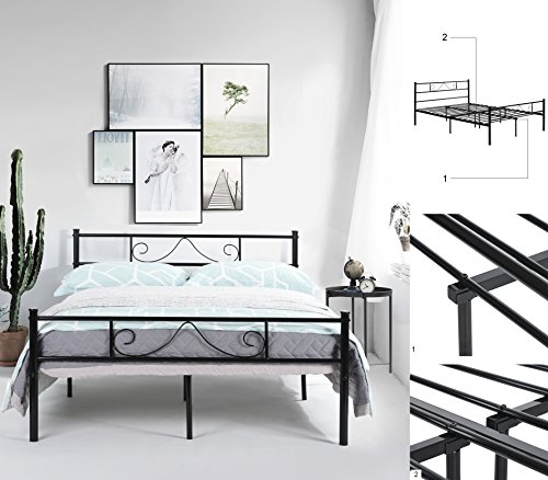 Review Green Forest Bed Frame