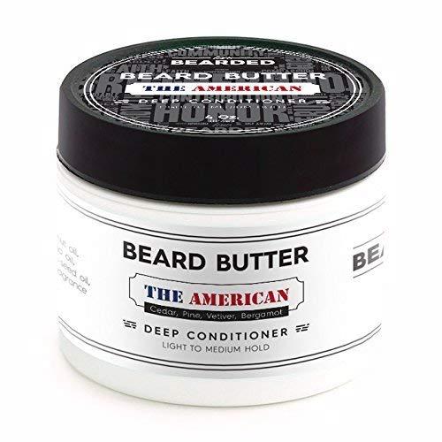 edar, Vetiver, Bergamont Beard Butter, The American All Natural Beard Butter ()
