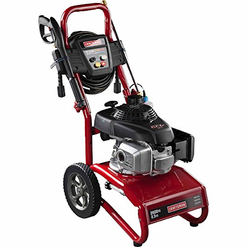 Craftsman 2800psi 2.3 GPM Gas Powered Pressure Washer