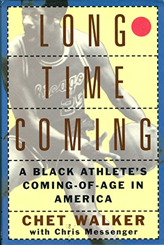 Messenger Michigan (Long Time Coming: A Black Athelete's Coming-Of-Age in America)