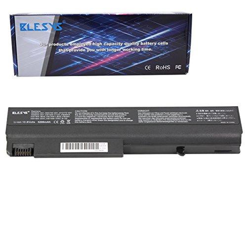 BLESYS - HP HSTNN-C31C, HSTNN-UB28, HSTNN-CB49, HSTNN-DB05, 395791-661, 395791-142, HSTNN-CB28 Replacement Laptop Battery fit HP COMPAQ 6910p 6515b nx6330 6510b 6710b 6710s 6715b nc6100 series (Nx6320 Notebook Pc Series)