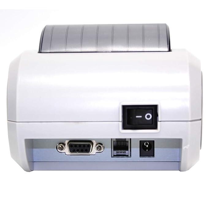 Cablematic - Impresora térmica 58mm STP20 RS232: Amazon.es ...