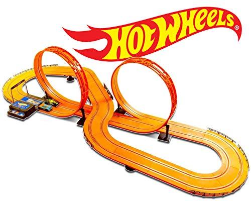 (Hot Wheels Electric 20.7 ft Slot Track)