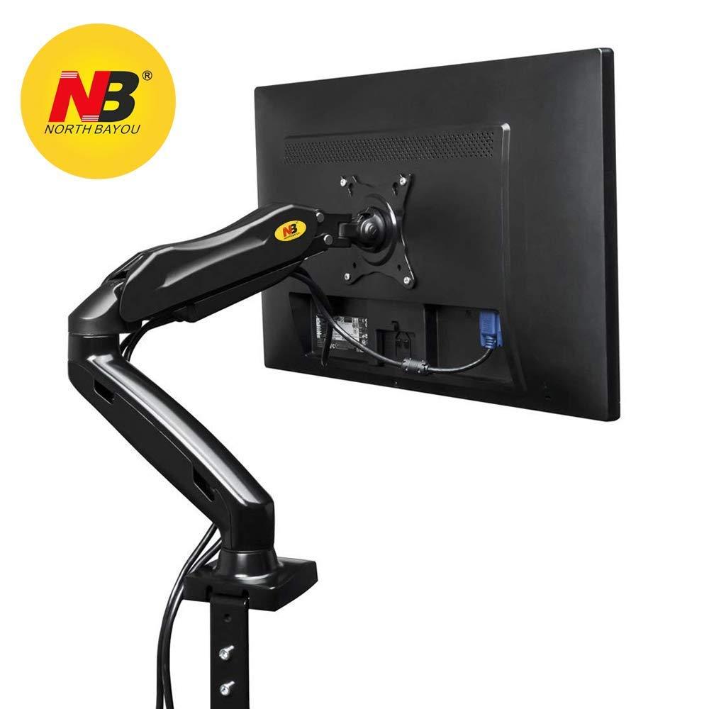 NB North Bayou 17-27 Pulgada El Soporte Ajustable para Monitor Soporte Profesional del Monitor