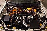 2001-2005 Hyundai XG Single-Color Standard Engine Bay LED Kit, Amber