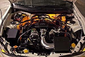 2013-2014 Hyundai Veloster Turbo Single-Color Standard Engine Bay LED Kit, Amber