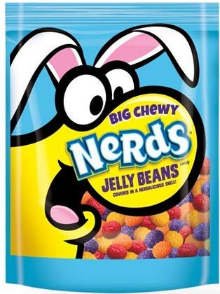 Big Chewy Nerds Jelly Beans -